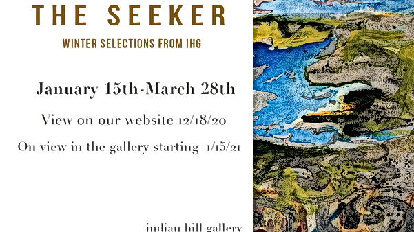 The Seeker: Winter Selections from IHG