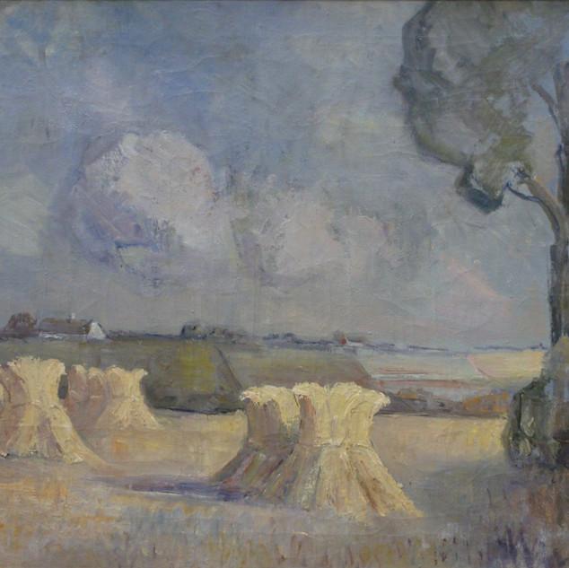Wilhelm Freddie, Haystacks