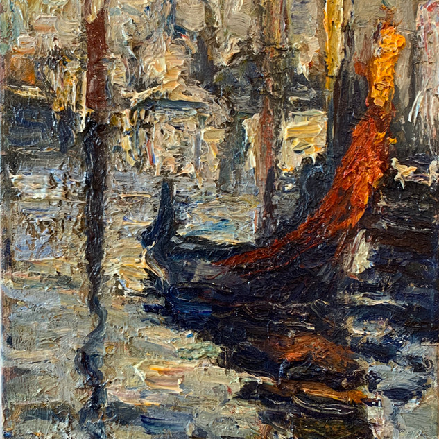 Michael Fisher, Gondola