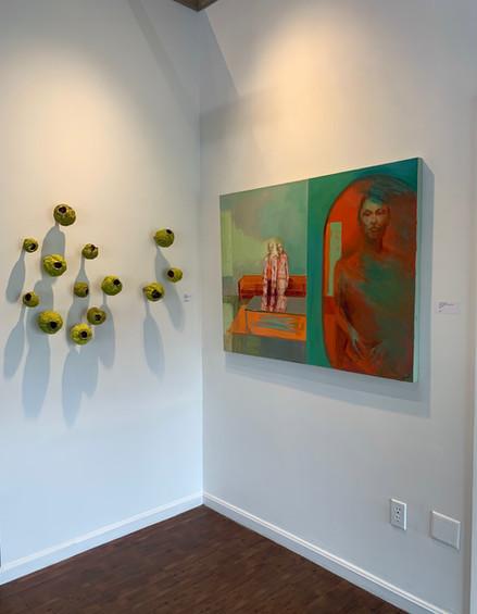 Sound of Still, Tina Tammaro & Leslie Daly