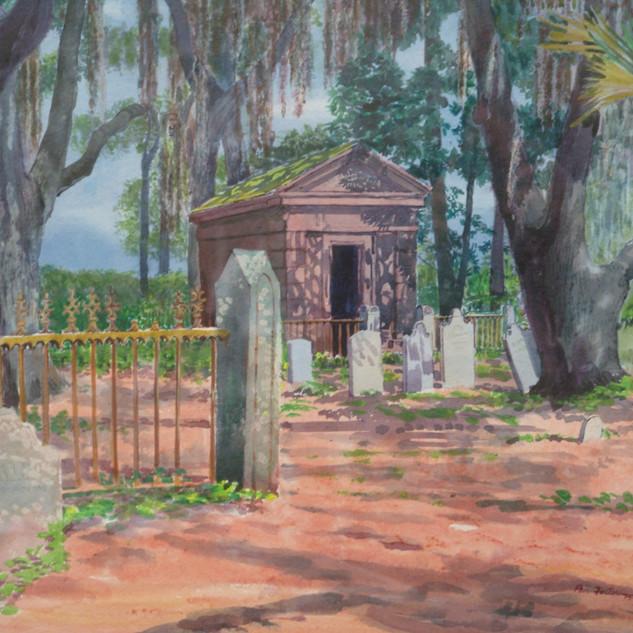 Philip Foster Zion Chapel Ruins