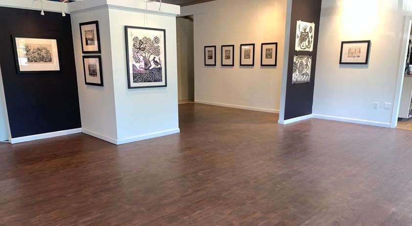 Vivid Prints: Kevin Harris and Saad Ghosn
