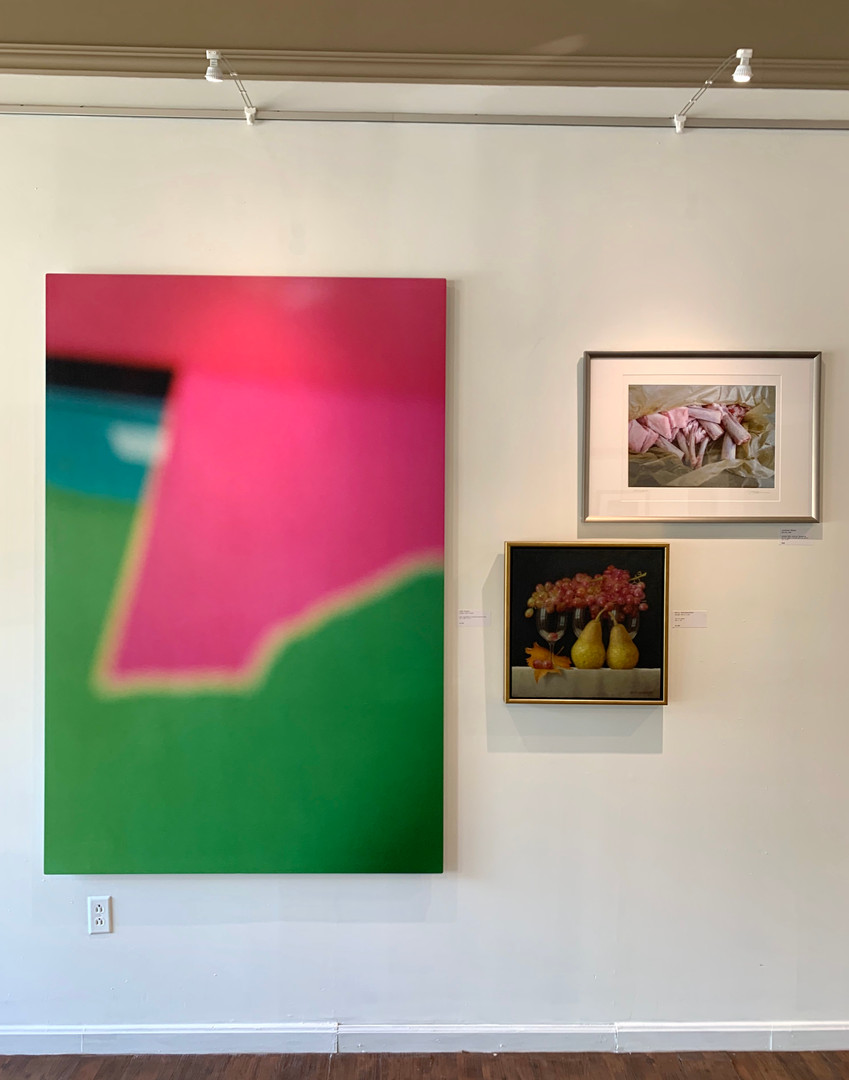 Stillness and Receptivity: Modes in Contemporary Photography and Painting