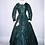Thumbnail: #111 Download - Ladies' Civil War Gown