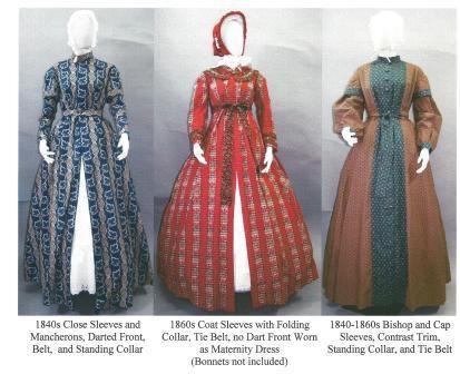 Pattern # 118-Wrapper or Work Dress