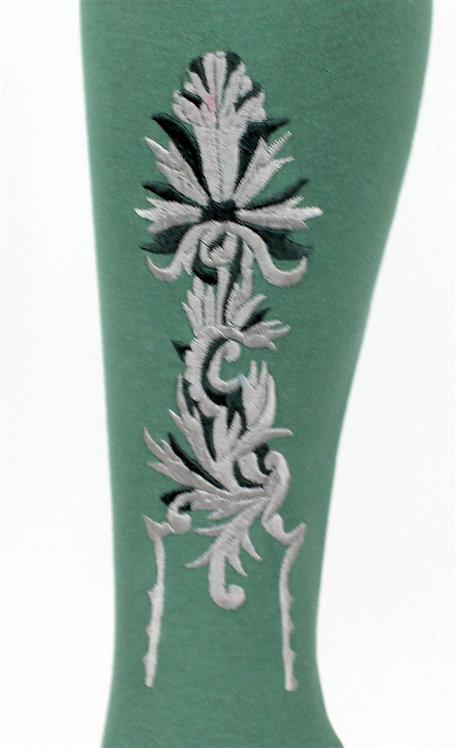 302-7 Stockings Embroidery MFA