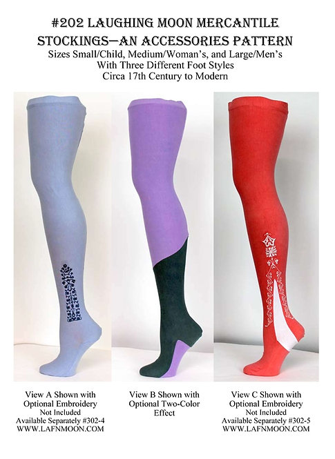 #202 Download - Stockings - Men's, Ladies', and Children's