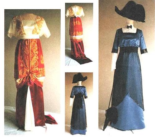 Pattern #104 Edwardian Gown