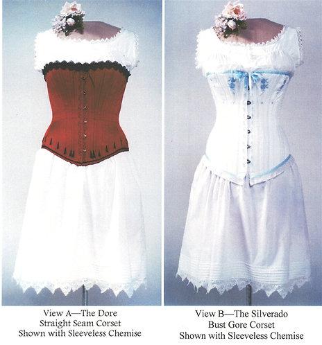 Pattern #100 Ladies' Victorian Underwear