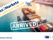 Enterprise Europe Network (EEN) supports and advises firms for global digital commerce