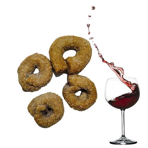 Delizie al vino primitivo 250g
