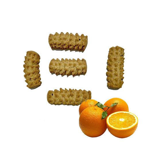 Biscotti all'arancia 400g