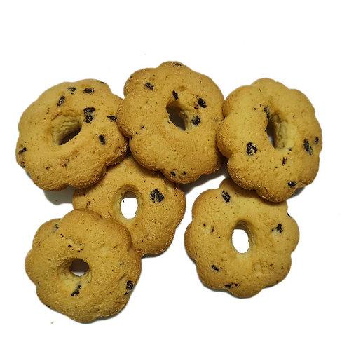 Biscotti con gocce di cioccolato 400g