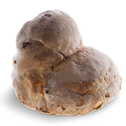 Pane alto tradizionale Altamurano