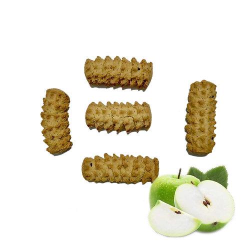 Biscotti alla mela verde 400g