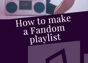 How to make a Fandom playlist