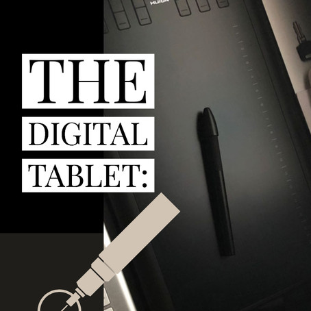 The Digital Tablet ... An Artist Tool