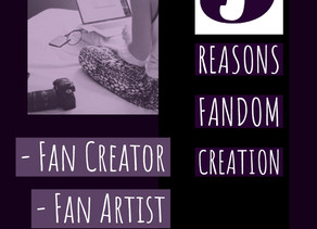 5 Reasons to Be A Fan Creator