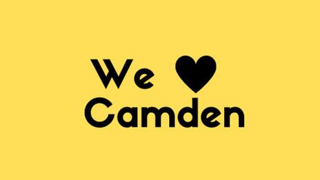 WE LOVE CAMDEN