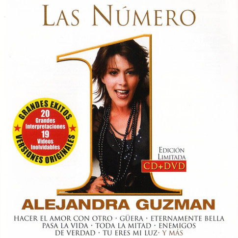 ALEJANDRA GUZMAN-DE VERDAD (#1 LATIN GRAMMY AWARD WINNING SONG)