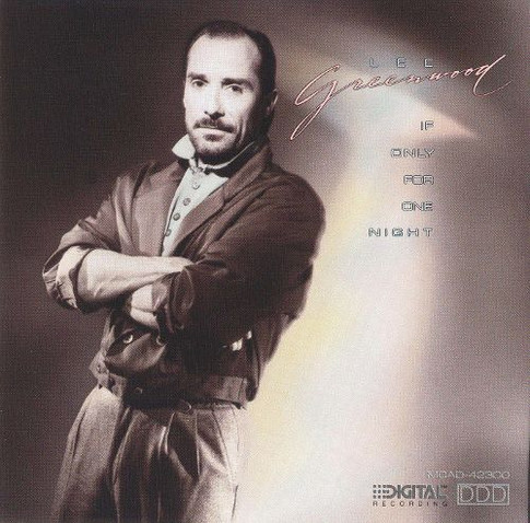 LEE GREENWOOD-MY HEART IS ON THE LINE