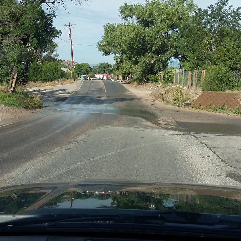 Chimayo Arroyo 2016