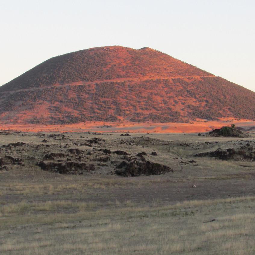 Capullin Volcano 2015