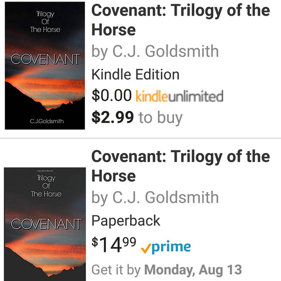 Covenant is here!