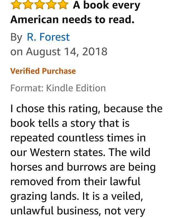 The reviews are coming in! And they're 5⭐