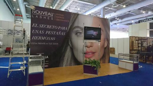 Expo Art   Diseño de stands para expos   Cliente: Maxibella