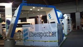 Expo Art | Diseño de stands para expos | Cliente: Eberspächer