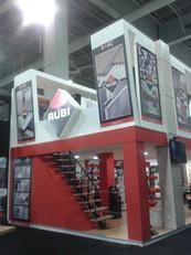 Expo Art | Diseño de stands para expos | Cliente: Rubi