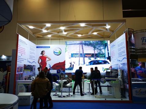 Expo Art   Diseño de stands para expos