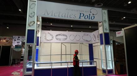 Expo Art | Diseño de stands para expos | Cliente: Metales Polo