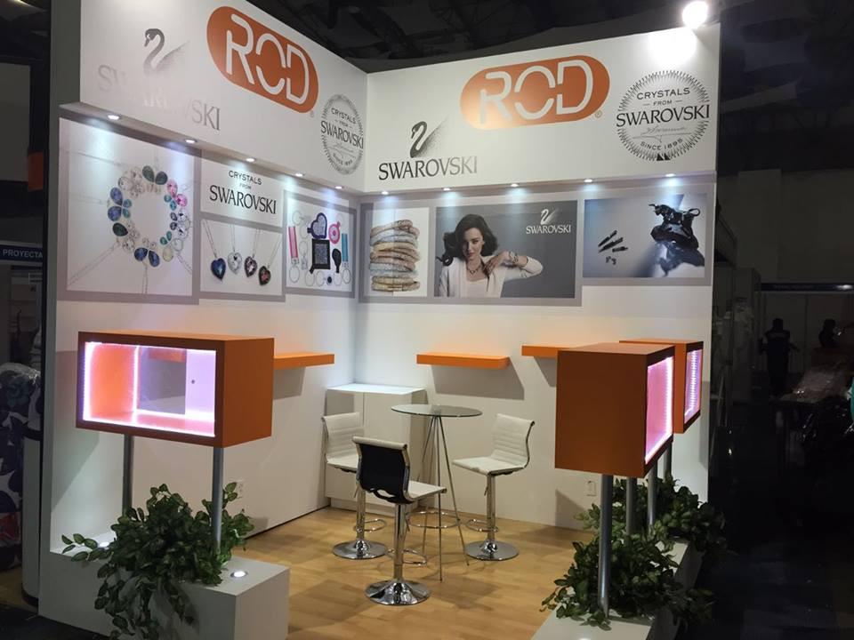 Expo Art   Diseño de stands para expos   Cliente: Rod