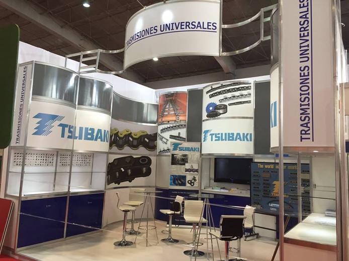 Expo Art   Diseño de stands para expos   Cliente: Tsubaki