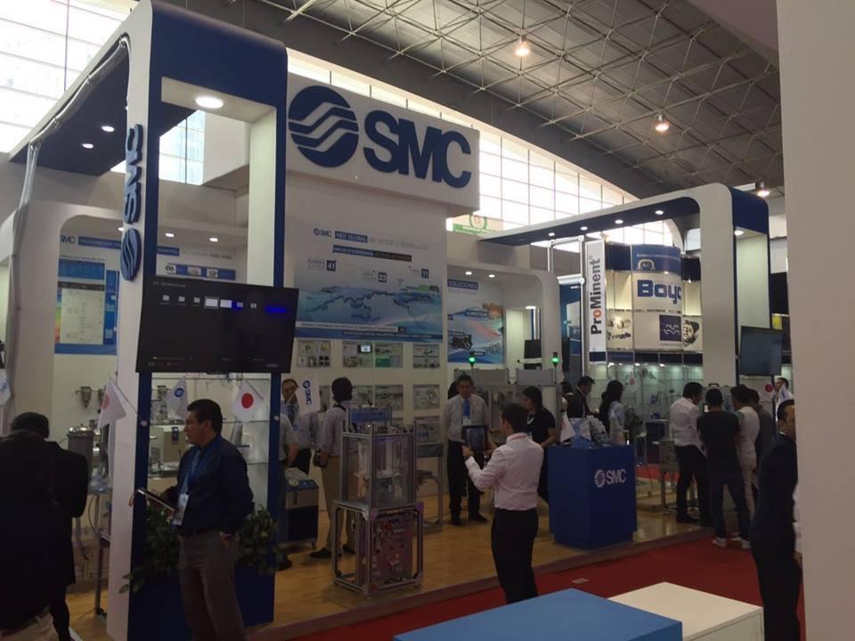 Expo Art   Diseño de stands para expos   Cliente: SMC