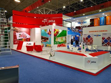 Expo Art   Diseño de stands para expos   Cliente: Peisa
