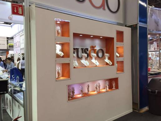 Expo Art   Diseño de stands para expos   Cliente: Fusao