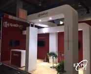 Expo Art | Diseño de stands para expos | Cliente: Quadrum