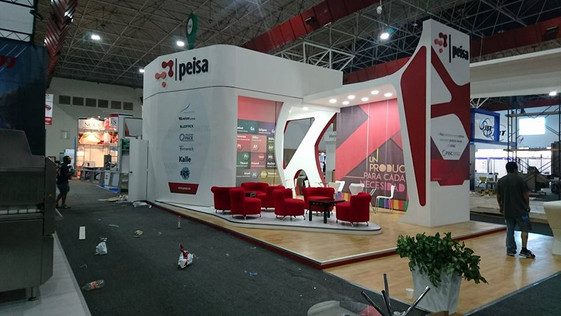 Expo Art | Diseño de stands para expos | Cliente: Peisa