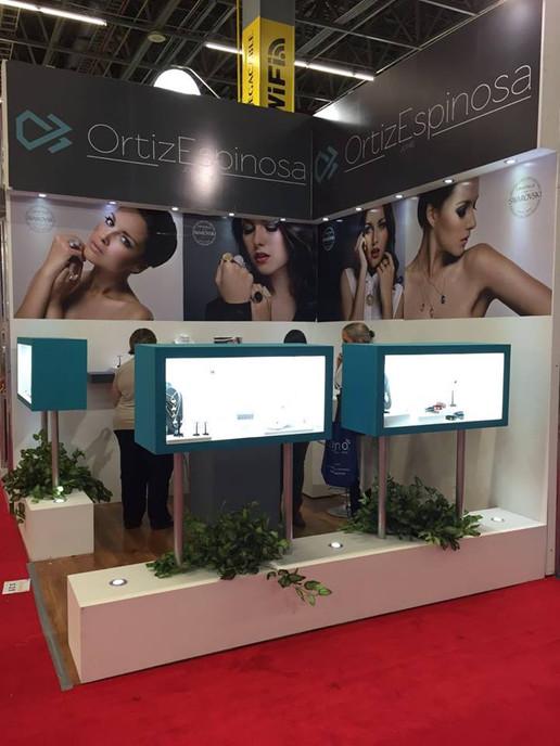 Expo Art   Diseño de stands para expos   Cliente: Ortiz Espinosa