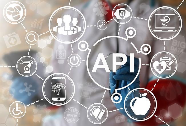 API healthcare medicine iot integration
