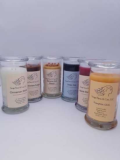 Status Jar Candles 21 oz