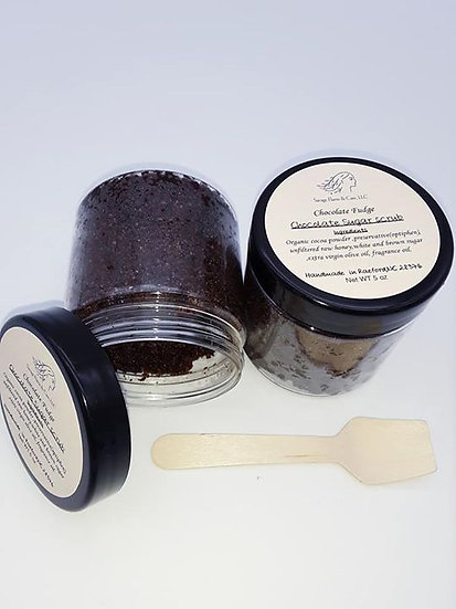 Chocolate Sugar Scrub 5 oz
