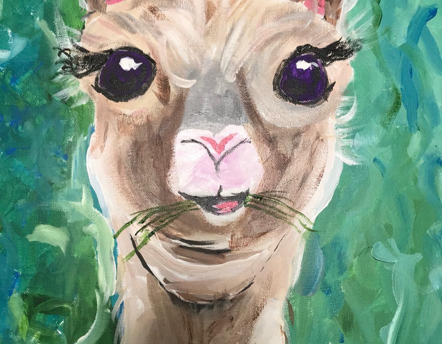 Children's Class Alpaca