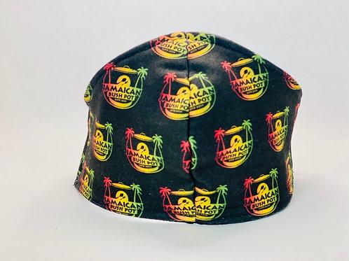 Bush pot Mask Black