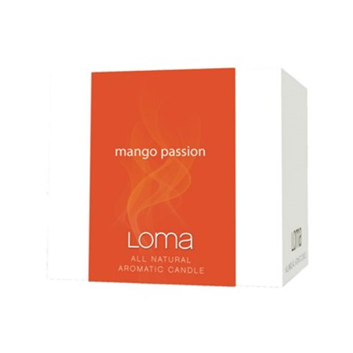 Lomatherapy LimitedEdition Mango Passion Candle