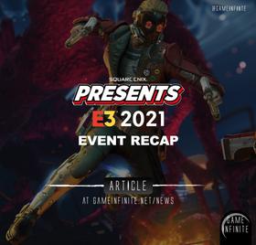 Square Enix E32021 Event Recap