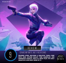 Severed Steel - Game Infinite Review